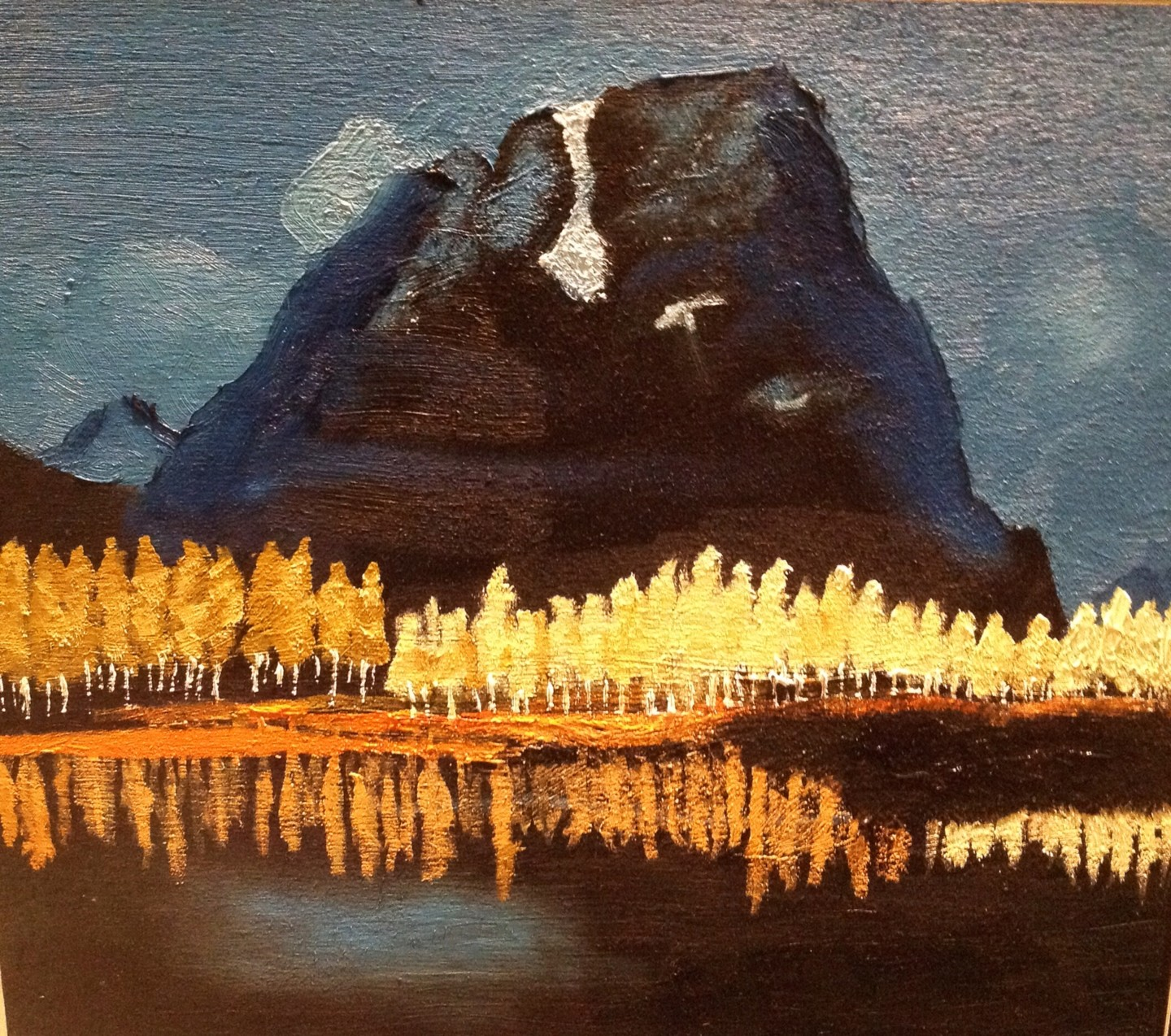 Jan Wall - Autumn in the Grand Tetons