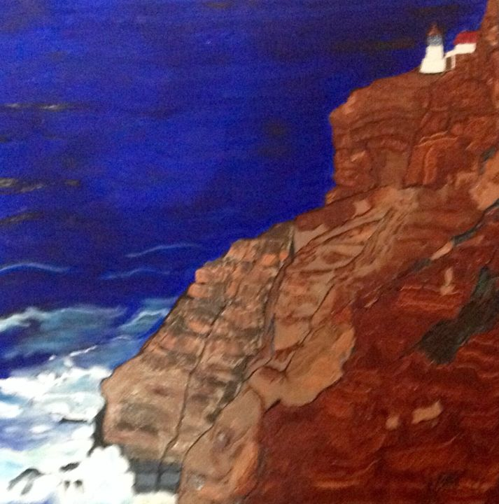 Jan Wall - Lighthouse at Point Reyes
