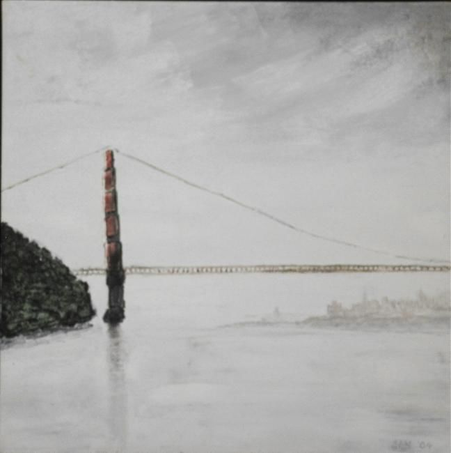 Jan Wall - Golden Gate Bridge