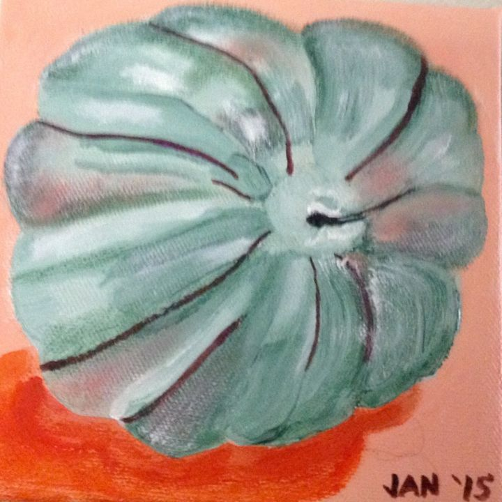 Jan Wall - Tomatillo